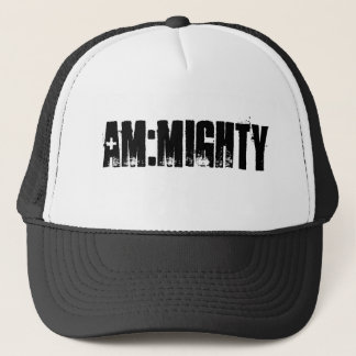 次のとおりAM: 強大な帽子 キャップ