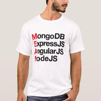 次の水平で完全な積み重ねの開発 Tシャツ