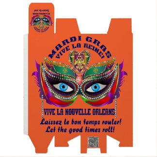 次デザインについて読まれる謝肉祭の女王5 ワインギフトボックス