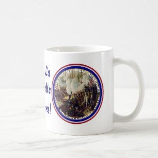 次ニュー・オーリンズの戦いのジャンボ読書 コーヒーマグカップ