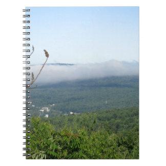 次谷を引き継ぐ霧 ノートブック