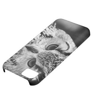欧亜のワシフクロウのポートレートの上で閉めて下さい iPhone5Cケース
