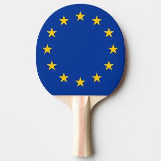 欧州連合の旗の卓球ラケット| EUの星 卓球ラケット