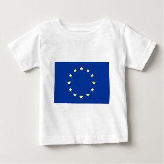 欧州連合の旗 ベビーTシャツ