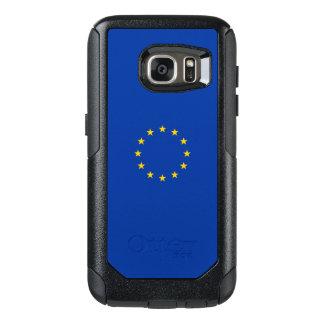 欧州連合のSamsungのオッターボックスの例の旗 オッターボックスSamsung Galaxy S7ケース