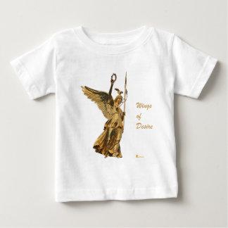 欲求の翼 ベビーTシャツ