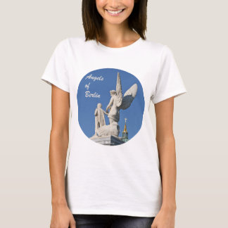 欲求の翼-ベルリンの天使 Tシャツ