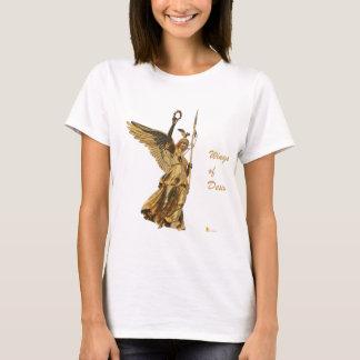 欲求の翼 Tシャツ