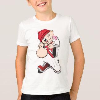 欺く子供 Tシャツ