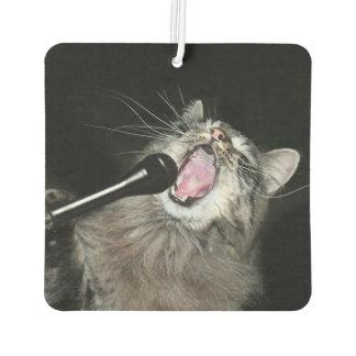歌う子猫猫 カーエアーフレッシュナー