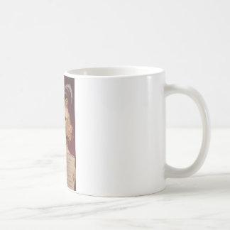 歌う子猫 コーヒーマグカップ