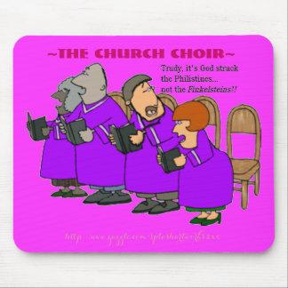 歌う教会聖歌隊ペリシテ人対Finklestein、~ マウスパッド
