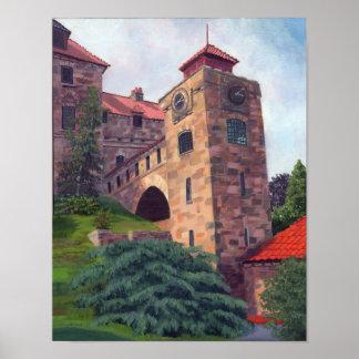 歌手の城 ポスター