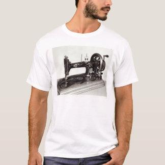 歌手の「新しい家族」のミシン1865年 Tシャツ