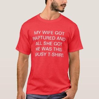 歓喜のワイシャツ-妻 Tシャツ