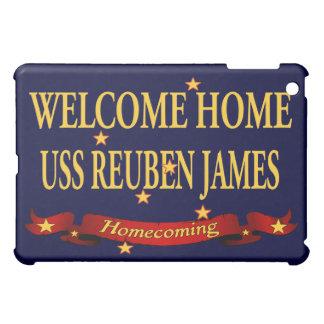 歓迎された家USS Reubenジェームス iPad Miniカバー