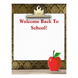 歓迎された新学期のかわいい文房具 レターヘッド