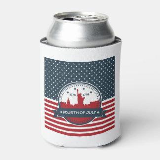 歓迎された独立7月4日の飲料のクーラーボックス 缶クーラー