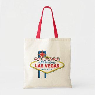 歓迎にLasベガス トートバッグ