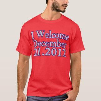 歓迎2012年 Tシャツ