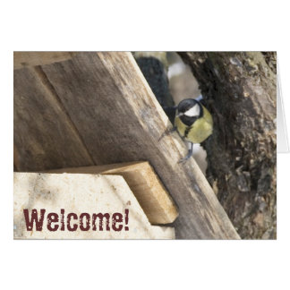 歓迎! カード