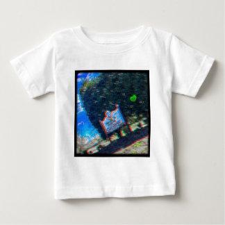 歓迎 ベビーTシャツ