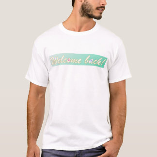 歓迎! Tシャツ