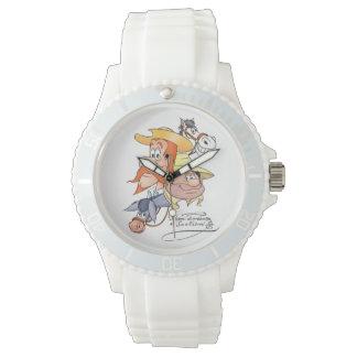 正しい時か。 @QUIXOTEdotTVによる不可能な夢無し 腕時計