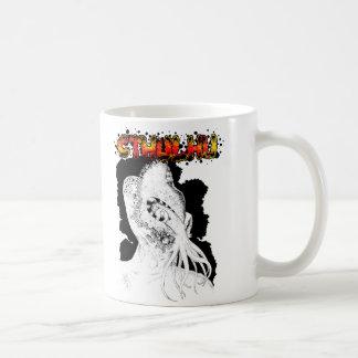 正式のマスクのCthulhuの子分 コーヒーマグカップ
