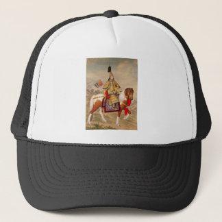正式の装甲の中国のQianlong皇帝の乾隆帝 キャップ