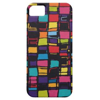 正方形および色 iPhone SE/5/5s ケース