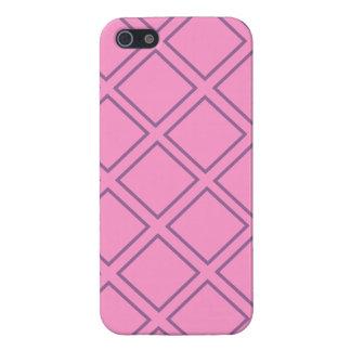 正方形のデザイン iPhone 5 CASE