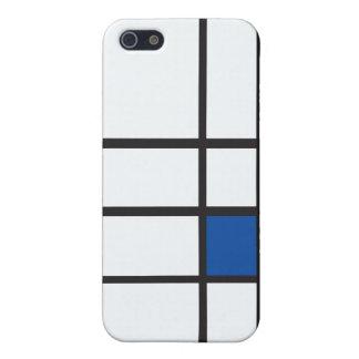 正方形ビジネスIphone iPhone 5 Cover