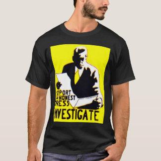 正直な出版物-ワイシャツ Tシャツ