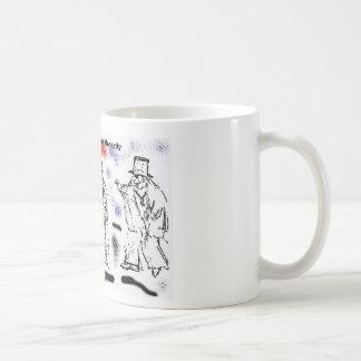 正直な納税者のコーヒー・マグ コーヒーマグカップ