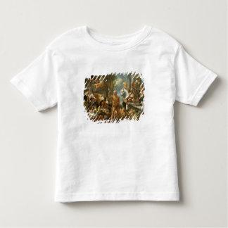 正直者を捜しているディオゲネスc.1650-55 (o トドラーTシャツ