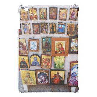 、正統のアイコン、ビザンチン、ギリシャ語キリスト教、 iPad MINIカバー
