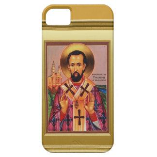 正統の司教のIkon iPhone SE/5/5s ケース