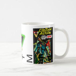 """""""正義がされるようにして下さい! """" コーヒーマグカップ"""