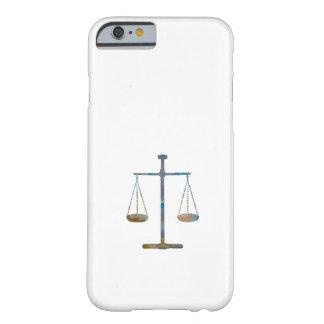 正義のはかりで測られる BARELY THERE iPhone 6 ケース