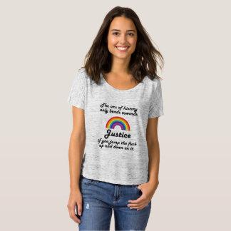 正義のアーク Tシャツ