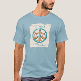 Peace with Justice Shirt