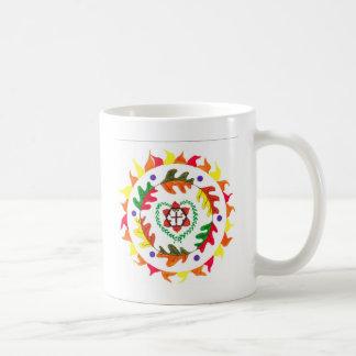 正義の日曜日 コーヒーマグカップ
