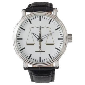 正義|の法律のベストのギフトの上品なスケール 腕時計