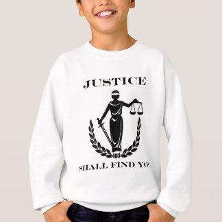 正義 スウェットシャツ