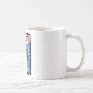 此所が青春の一丁目 コーヒーマグカップ