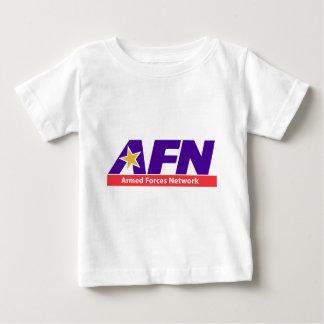 武力ネットワーク ベビーTシャツ
