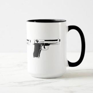 武器: マグカップ