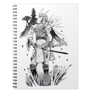 武士のひよこ ノートブック