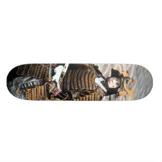 武士のスケートボード 20CM スケートボードデッキ